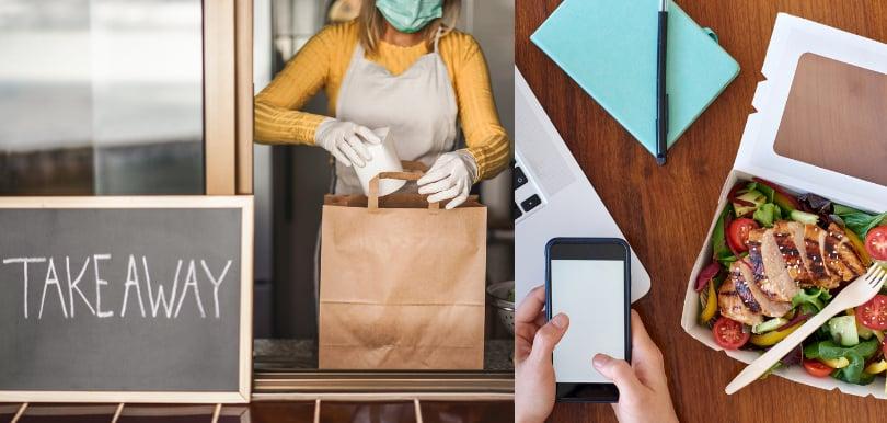 【防疫貼士】叫外賣亦要小心!10個外賣速遞或外賣自取注意事項