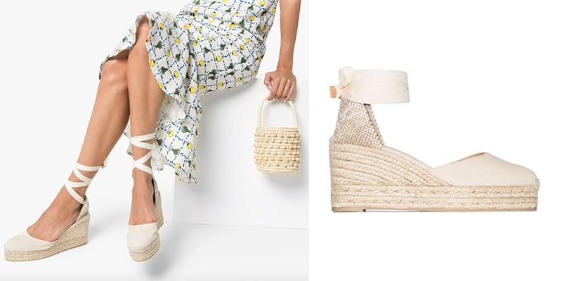 一千蚊樓下就買到!夏日必備浪漫法式草編鞋推介
