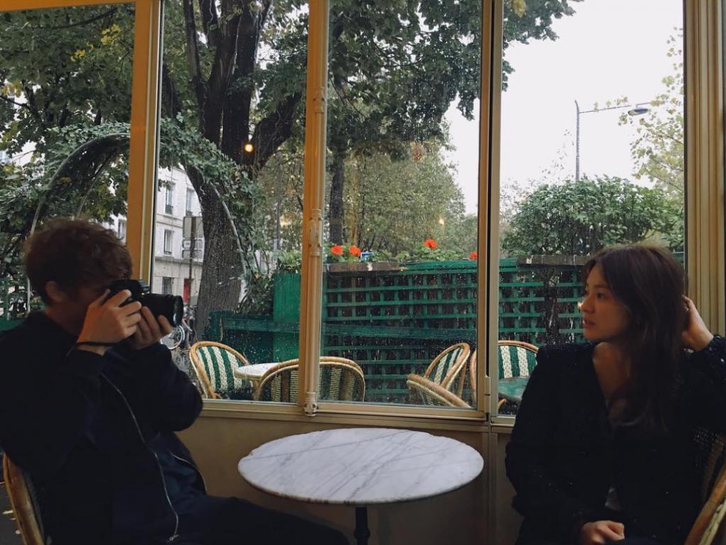 近日喬妹接受韓國雜誌訪問時大談自己的愛情觀