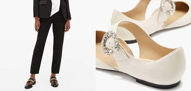 每個法國女孩至少有一雙! 輕奢百搭MaryJane瑪麗珍鞋永遠不過季