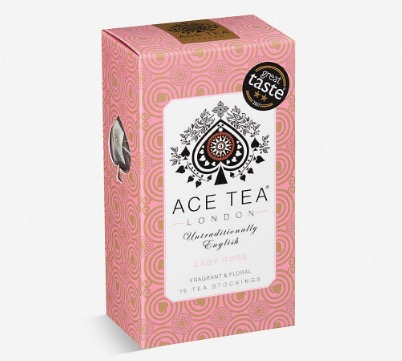 ACE TEA Lady Rose玫瑰茶盒装