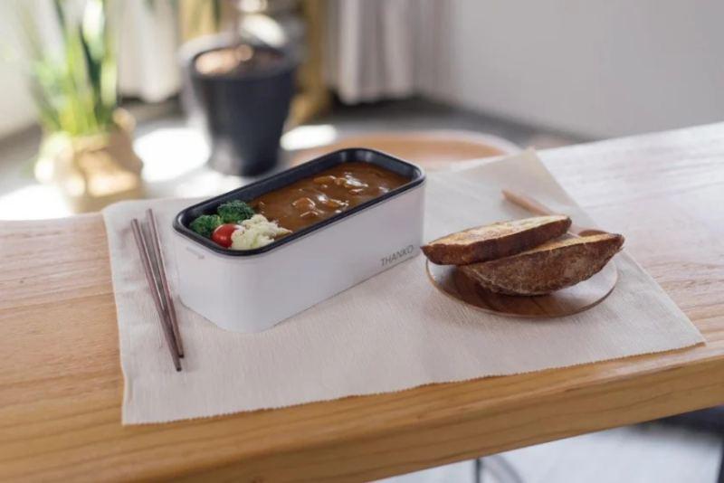 日本煮飯盒唔洗排微波爐自己加熱夠方便
