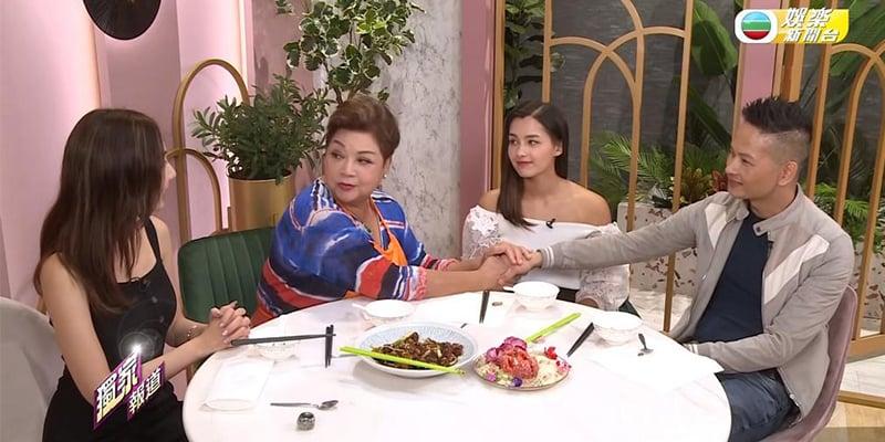 原來是為了報恩? 肥媽解畫提名謝嘉怡參選香港小姐