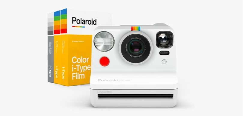 Polaroid Now Instant Camera - HKD1,375.99