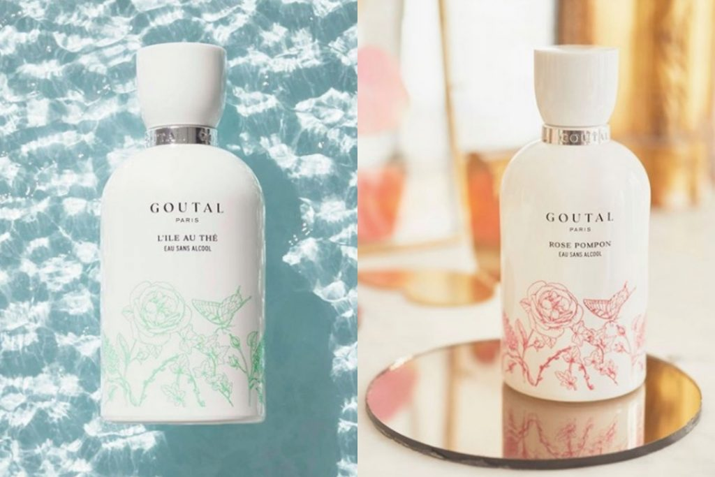 goutal alcoholfree 無酒精香水
