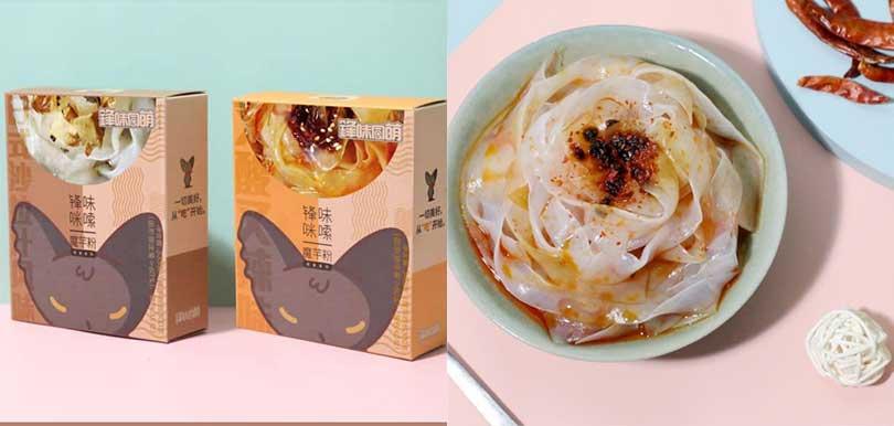 鋒味 - 嗜辣福音麻辣魔芋粉