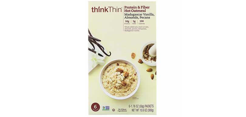 Thinkthin- 快速營養麥片代餐