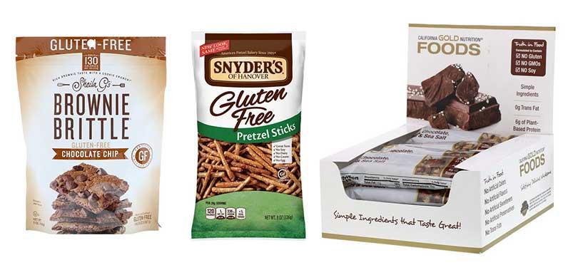 麩質過敏者可以安心享用!推介5款輕鬆入手網購Gluten-free零食
