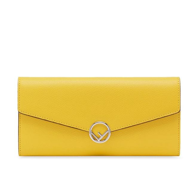 Fendi continental F is Fendi wallet HK$5,700