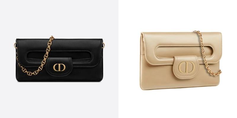 會是下一個大熱手袋?Dior新推出DiorDouble信封包 3款揹法還可以變做clutch