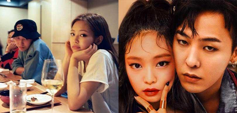 驚爆與同門Jennie秘戀一年 G-Dragon歷任緋聞女友皆見光死?