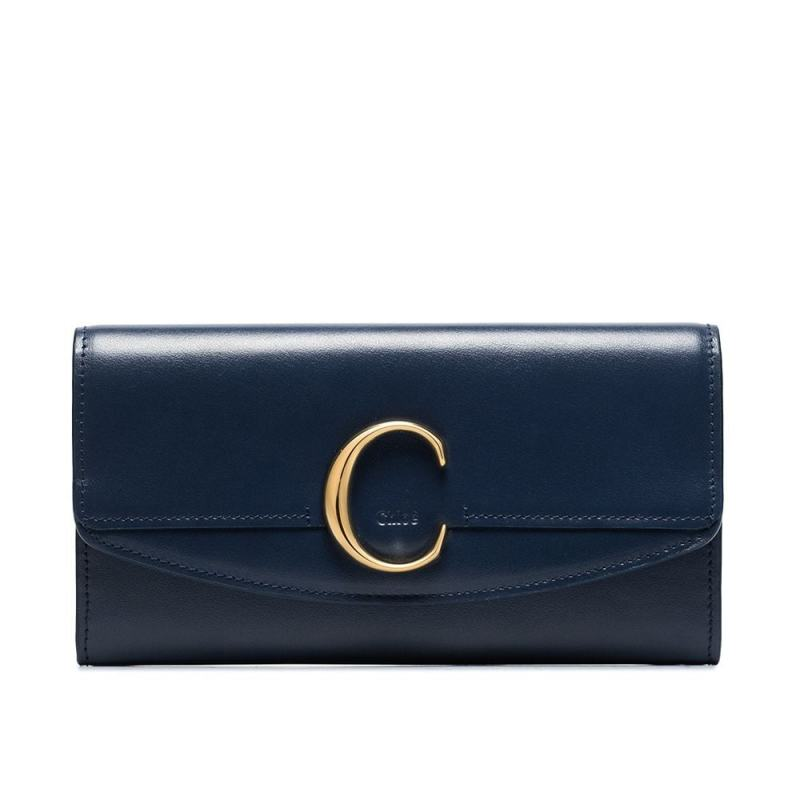 Chloé large C continental wallet HK$4,400
