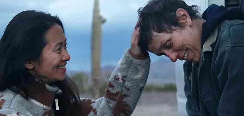 【奧斯卡2021得獎名單出爐】趙婷導演《浪跡天地》成為本屆大贏家 《少年的你》失落國際影片