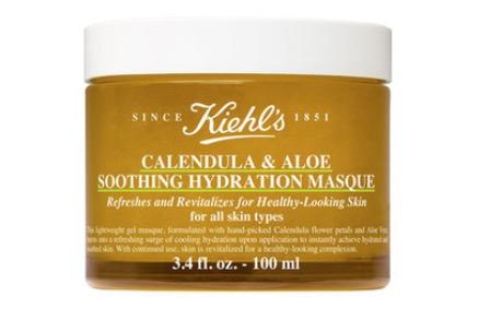 Kiehl's 金盞花蘆薈鎮靜保濕凍膜