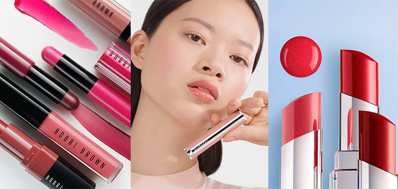 2021最新唇膏推介!4大人氣品牌顯白潤澤色號公開