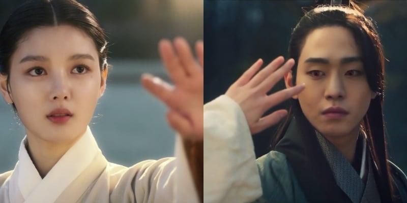 金裕貞、安孝燮主演科幻劇《紅天機》