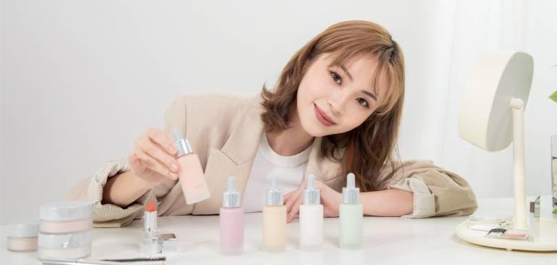 RMK推出全新調色粉底液,打造肌膚透明感!夏日偽素顏妝必入手的人氣新品