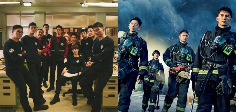 高分台劇《火神的眼淚》登台灣Netflix第一!溫昇豪、林柏宏、劉冠廷演出消防辛酸