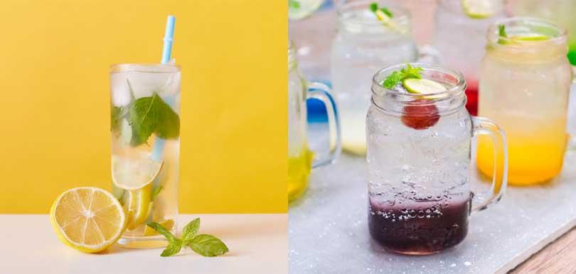 【3款DIY特飲教學】別把梳打水當普通水天天喝!有幾種人不適宜飲用