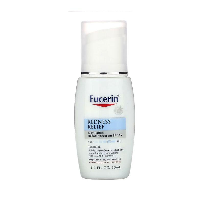 Eucerin, 去紅血絲日常防護隔離乳 SPF 15 (HK$115.96)