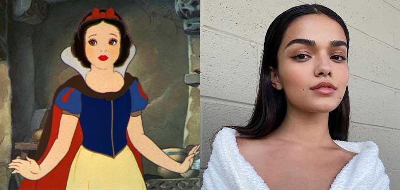 迪士尼最新「白雪公主」選角深膚色成熱話 盤點以往真人版公主系列人選