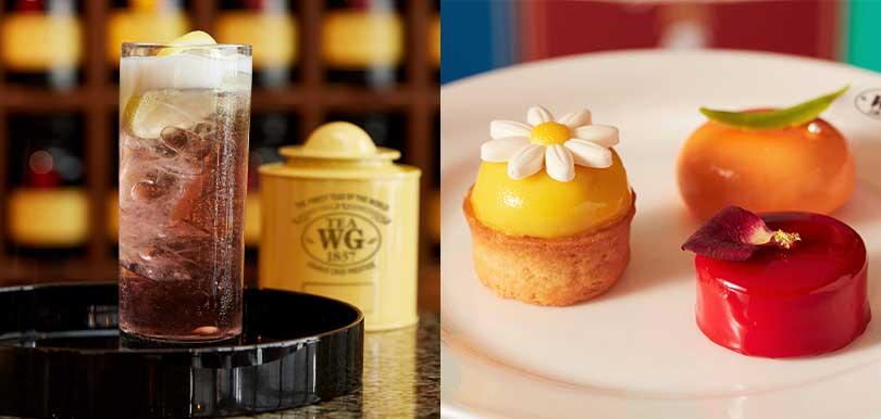 【#sheGO】TeaWG全新盛夏下午茶  茶藝師教妳DIY冰茶雞尾酒