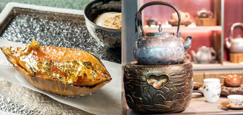 【 #sheGO】全港首創冰滴岩茶!高級餐廳Glassbelly用味覺科學品茶