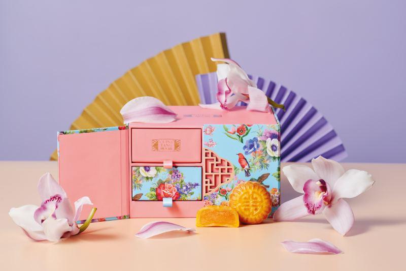 唐人館中秋月餅禮盒