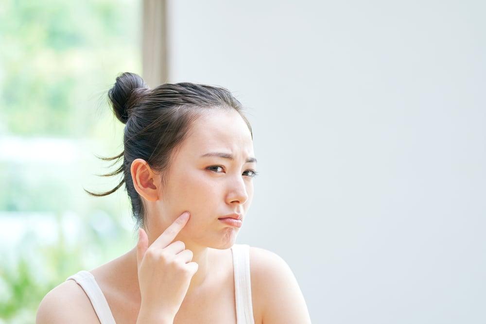 皮膚表面如果缺少水分,角質層就會乾燥