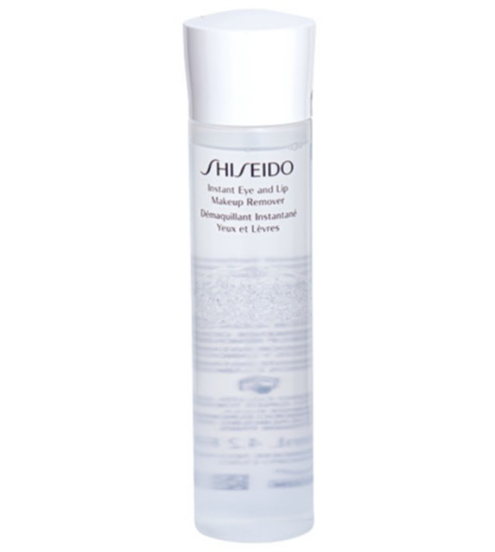 Shiseido 卸妝效能指數76.7