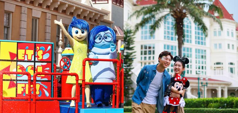 【#sheGO】暑假玩轉迪士尼!Pixar 水花大街派對+「奇妙 3+1」團票及酒店住宿優惠
