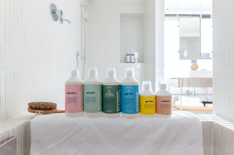 KERZON 來自法國天然的香氛洗衣液