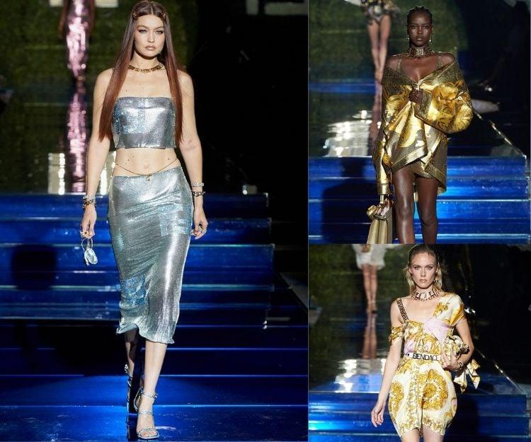 Fendi X Versace世紀級聯手!合體出「Fendace」系列超驚喜