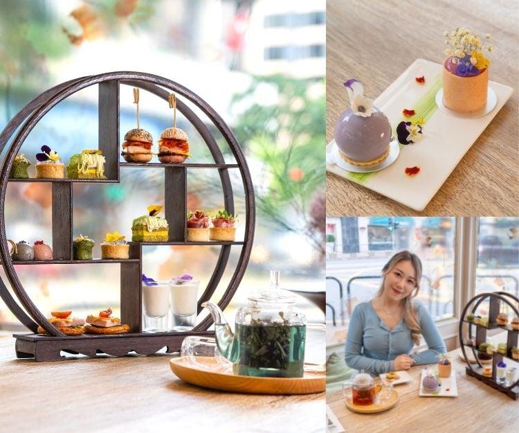 【#sheGO】SP Flower & Tea Room抵食花茶主題下午茶
