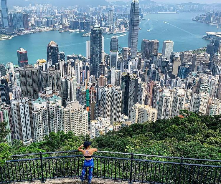 天氣稍涼宜跑步 編輯推介香港跑步路線