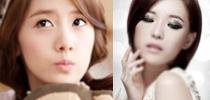 教你5 steps 畫韓式一字眉