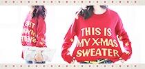 xmas outfit 將聖誕慶祝到底