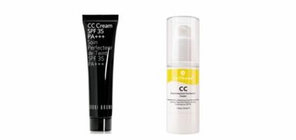 新品速報 – 兩款CC Cream 推介