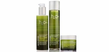新品速報 – h2o+ 綠茶系列回歸
