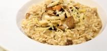 型男教妳煮西餐(三):雜菌意大利飯
