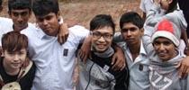 環遊亞澳歐﹕義遊.斯里蘭卡(IV) 友善的斯里蘭卡人
