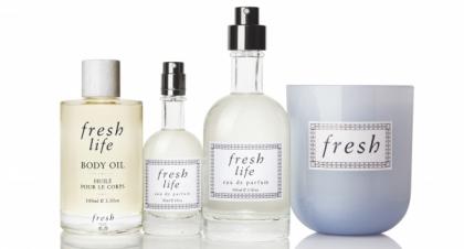 新品速報─Fresh 四大元素香水