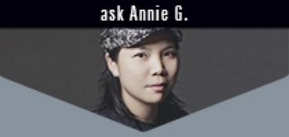 讀者發問!星級化妝師Annie G. 短片解答