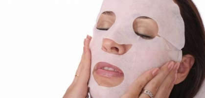 秋季伊始面膜保濕法 – paper mask 篇
