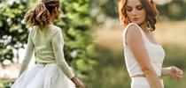 以兩件式婚紗挑戰傳統
