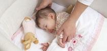 給寶寶養成自然入睡法