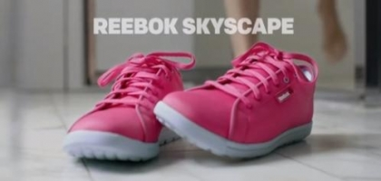 Reebok Skyscape 讓步行成為一種樂趣