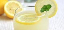 想靚女,一定要飲檸檬薏米水!