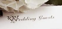 教你制定婚禮Guest list