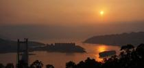 【低碳少女綠遊記】只需走30分鐘就看到的山頂日落